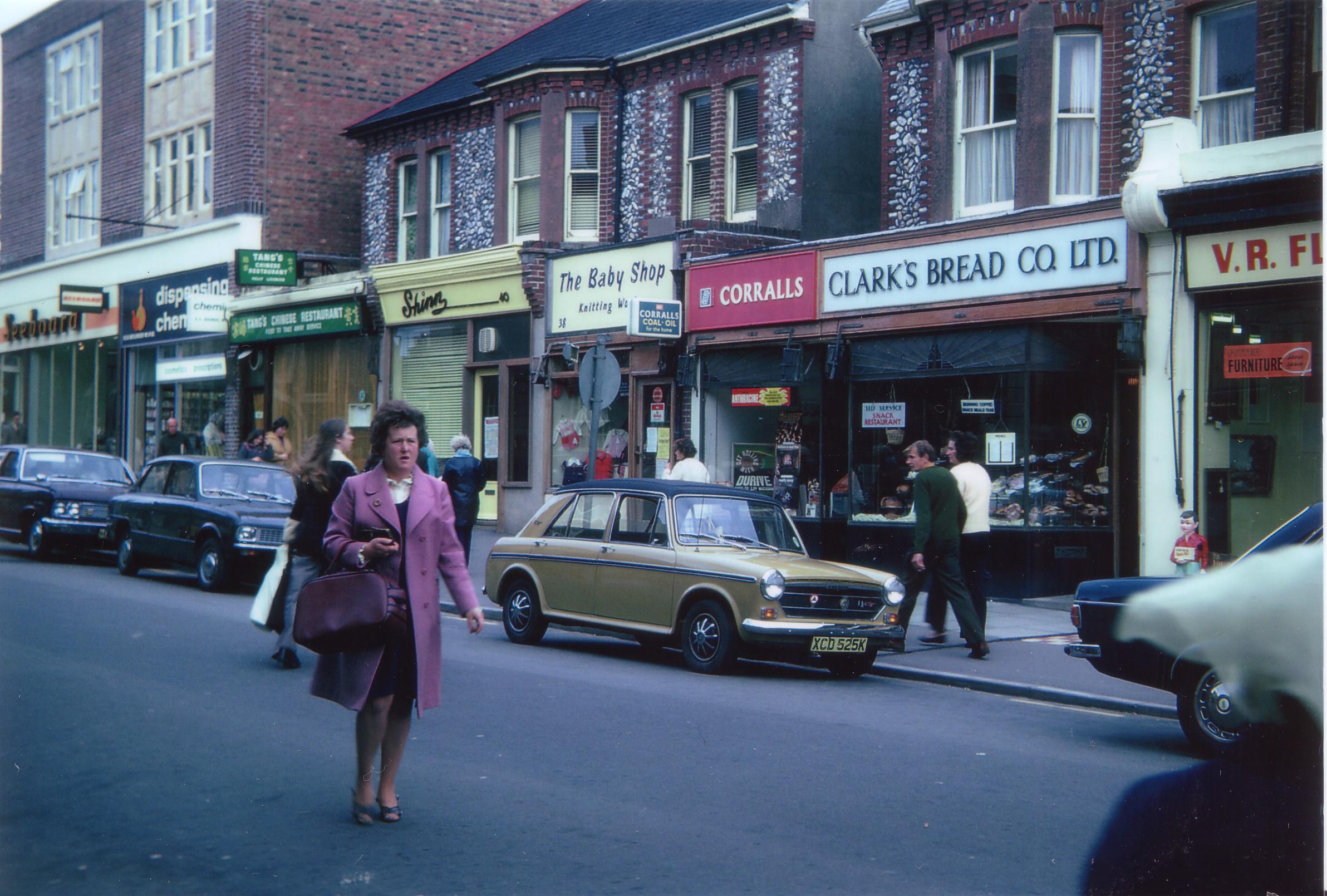 Seaford Town 1974
